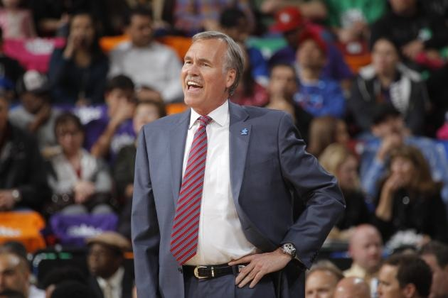 SOURCE SPORTS: Mike D'Antoni Will Not Return As The Rockets Head Coach
