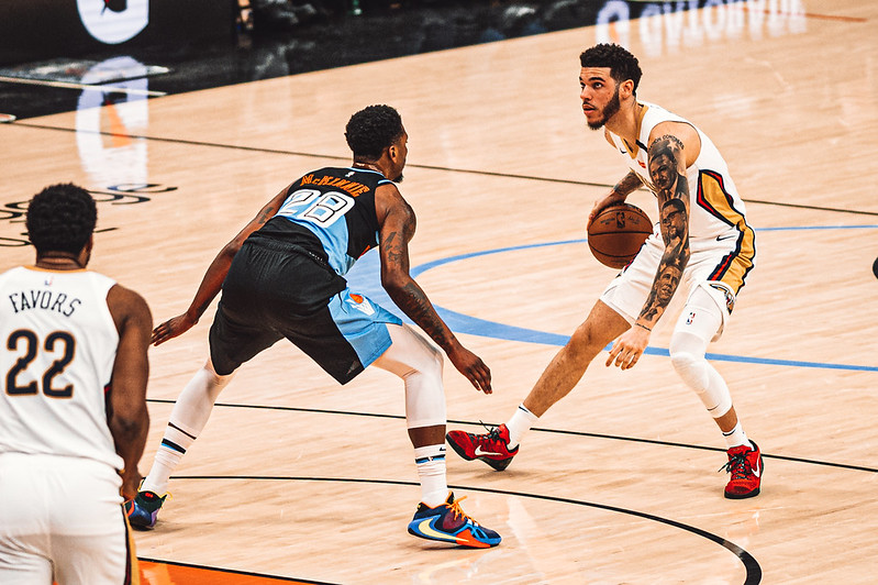 SOURCE SPORTS: Lonzo Ball Signs with Klutch Sports
