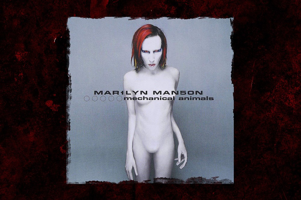 22 Years Ago: Marilyn Manson Goes Glam With 'Mechanical Animals'