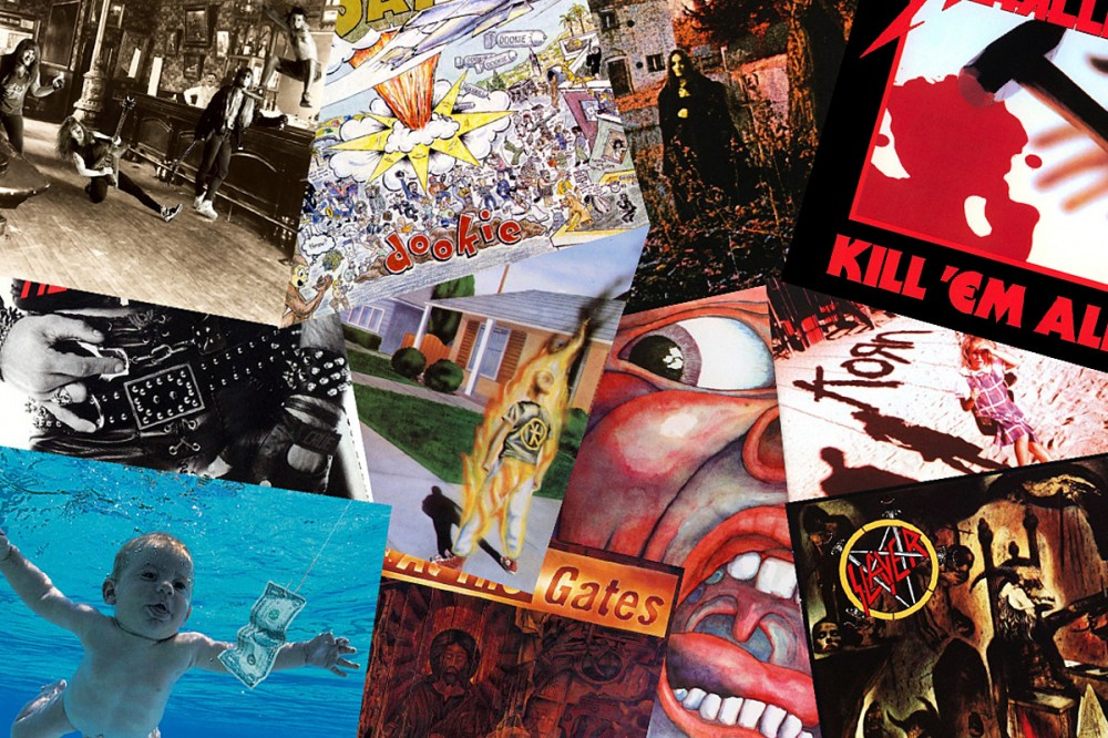 50 Most Game-Changing Hard Rock + Metal Albums of All Time