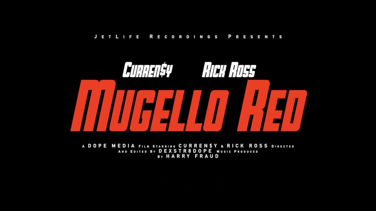 Curren$y and Harry Fraud Announce 'The Directors Cut,' Release 'Mugello Red' Video with Rick Ross