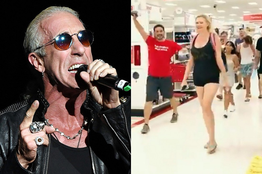 Dee Snider Blasts Anti-Maskers Invading a Florida Target to 'We're Not Gonna Take It'