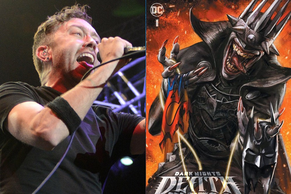 Rise Against Unleash First New Song in Three Years + Batman Comic Video