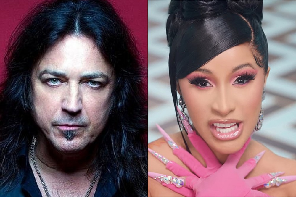 Stryper's Michael Sweet: I Don't Want to Be a Prude, but Cardi B's 'WAP' Is 'Garbage'