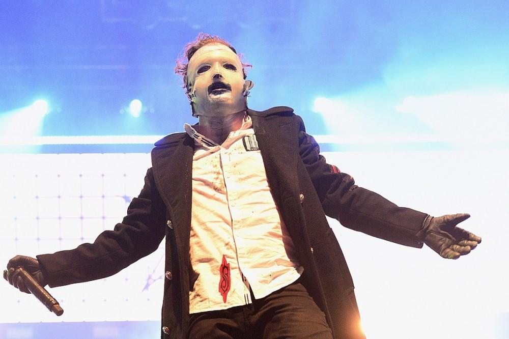 Corey Taylor Shows Off 'New Mask' on 'Adult Swim' Segment