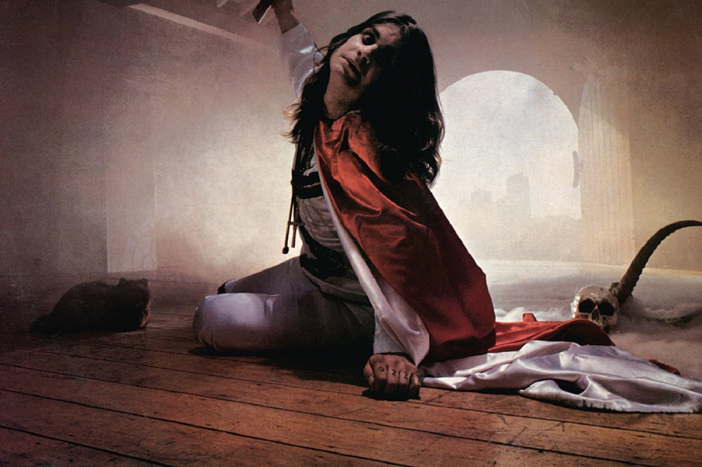 Ozzy Osbourne: 40th Anniversary 'Blizzard of Ozz' Reissue + Two Live DVDs Coming