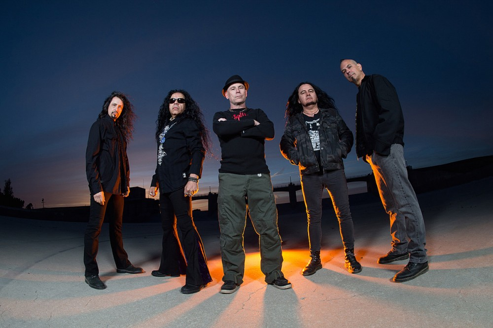 Armored Saint Get Better With Age on New Song 'Standing on the Shoulders of Giants'