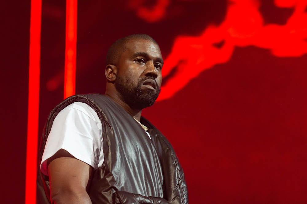 Kanye West Shares Video Of Himself Urinating On His Grammy
