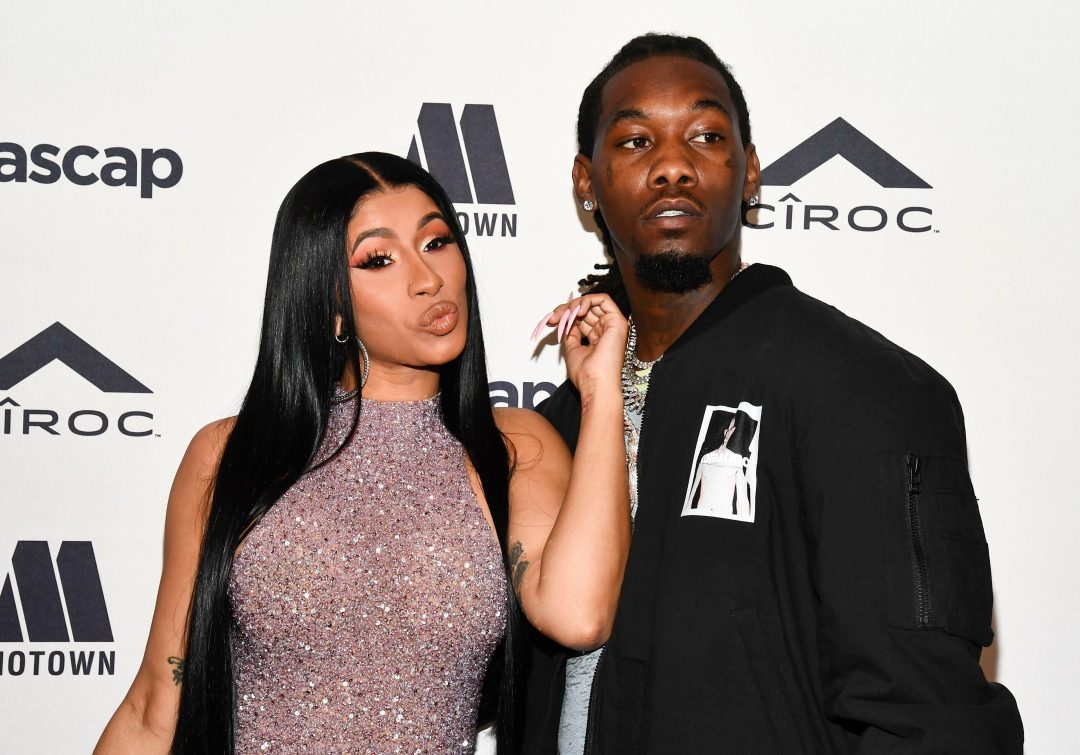 Rep From Cardi B's Camp Denies Rumors That Offset is Expecting Another Baby