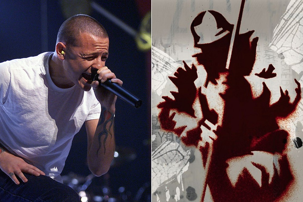 See Your Name + 25 Bands Styled as Linkin Park's 'Hybrid Theory' Logo