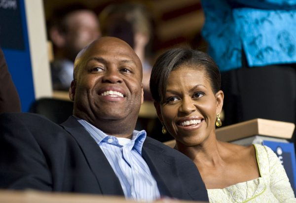 Michelle Obama's Brother Recalls 'Terrifying' Interaction With Chicago PD Accusing Him of Stealing His Own Bike