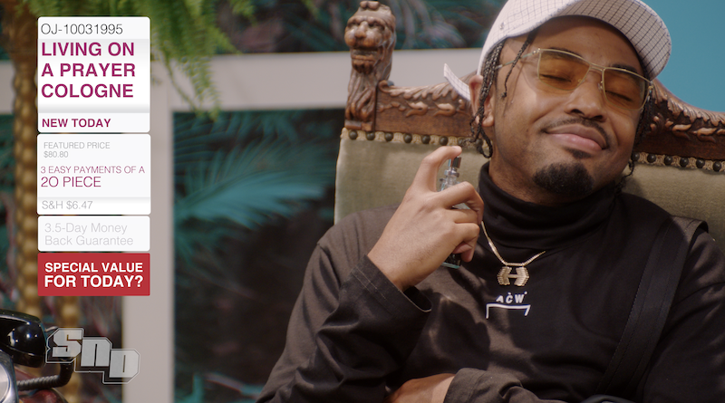 Mez Releases His New Video for 'Loading…'
