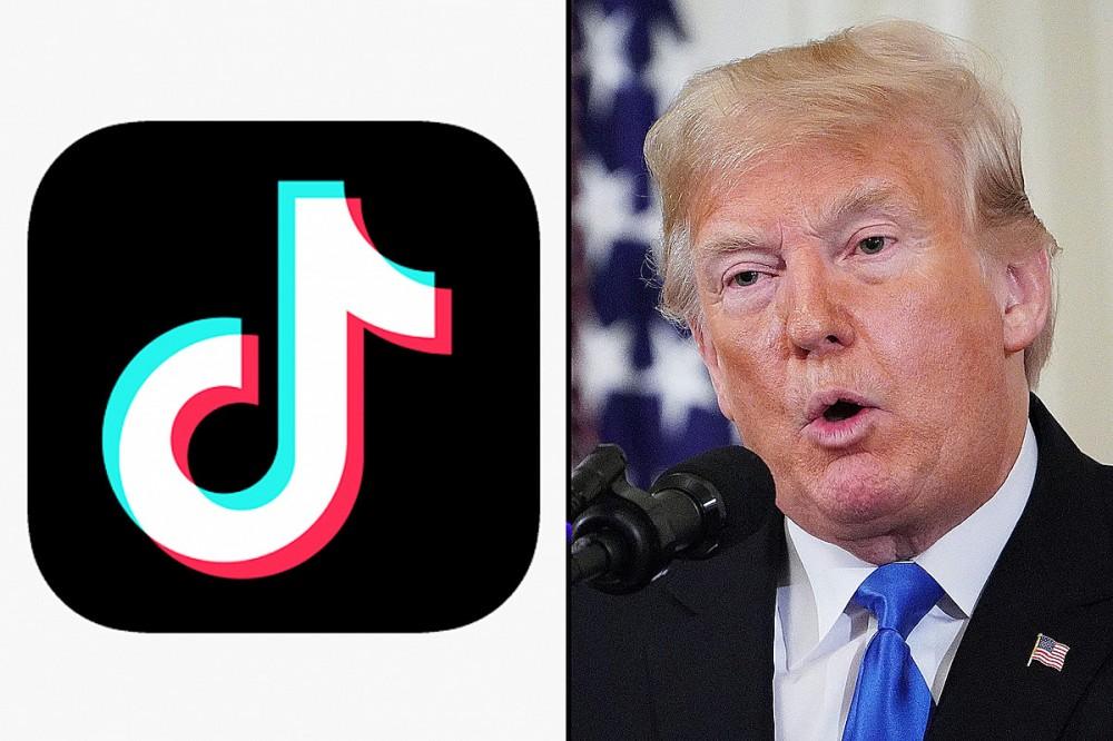 Trump Administration Bans TikTok Downloads Beginning Sunday