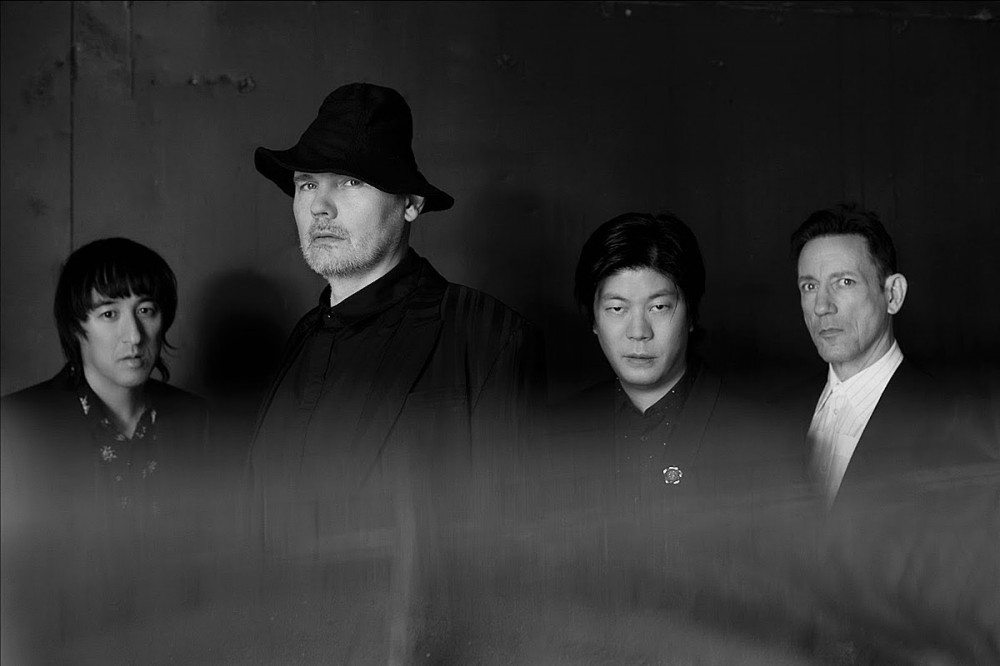 Smashing Pumpkins Announce Double Album 'Cyr' + New Animated Series