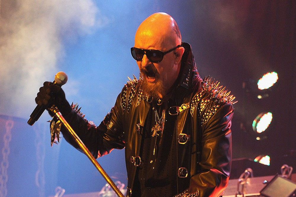 Judas Priest's Rob Halford Names His Single Biggest Influence