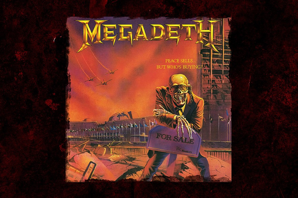 34 Years Ago: Megadeth Bring the Thrash With 'Peace Sells… But Who's Buying?'