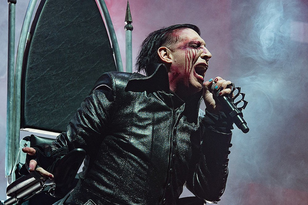 Marilyn Manson: Why I Stopped Taking Painkillers + Drinking Absinthe