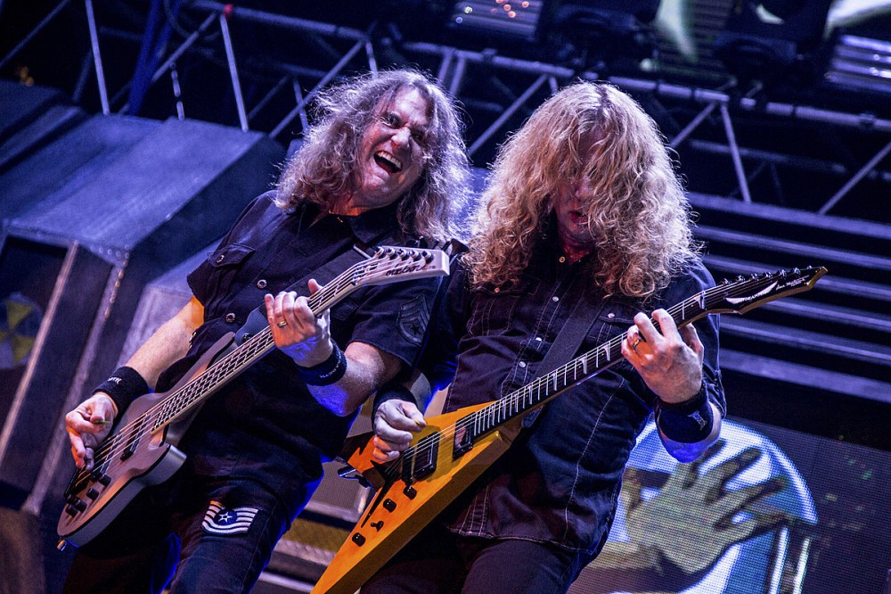 Megadeth's Dave Mustaine: How I Forgave + Got Back With David Ellefson