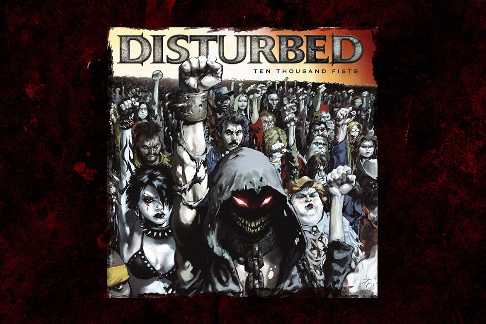 15 Years Ago: Disturbed Release 'Ten Thousand Fists'