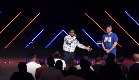 Disney Star Orlando Brown Speaks Candidly About Past Meth Addiction During Church Testimony