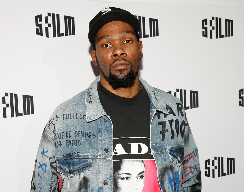 SOURCE SPORTS: Kevin Durant Continues to Troll Knicks Fans On His Recent 'Joe Budden Podcast' Appearance