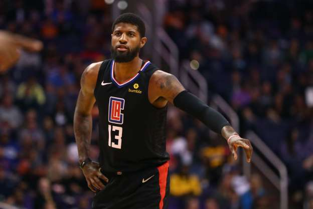 SOURCE SPORTS: Clippers Rolled Eyes During Paul George's Speech After Game 7 Loss