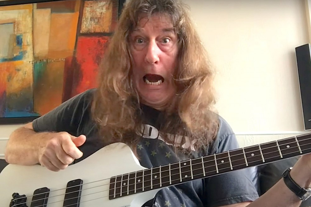 Raven's John Gallagher Plays His Favorite Riffs on Custom 8-String Bass
