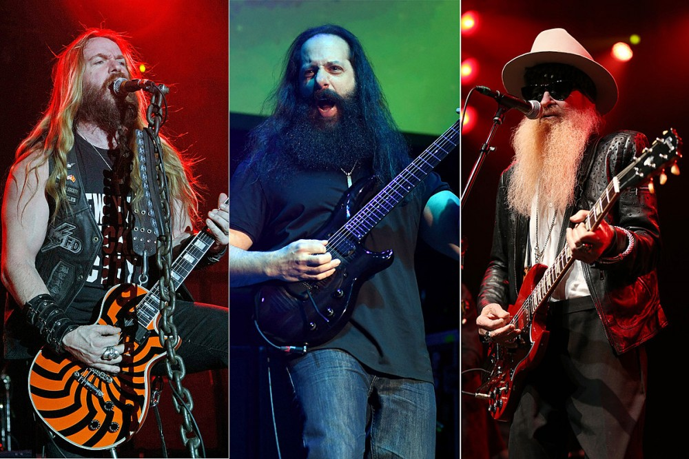 See 21 Rock + Metal Musicians With and Without Facial Hair