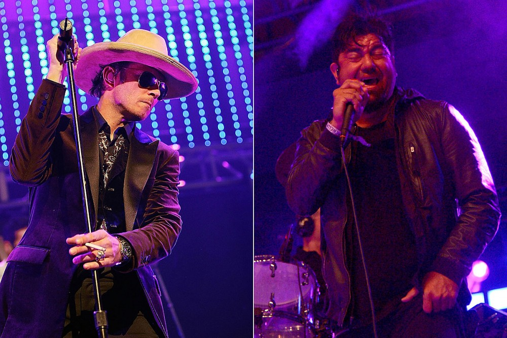 Scott Weiland Made an Uncredited Cameo on Deftones' 'White Pony' Album
