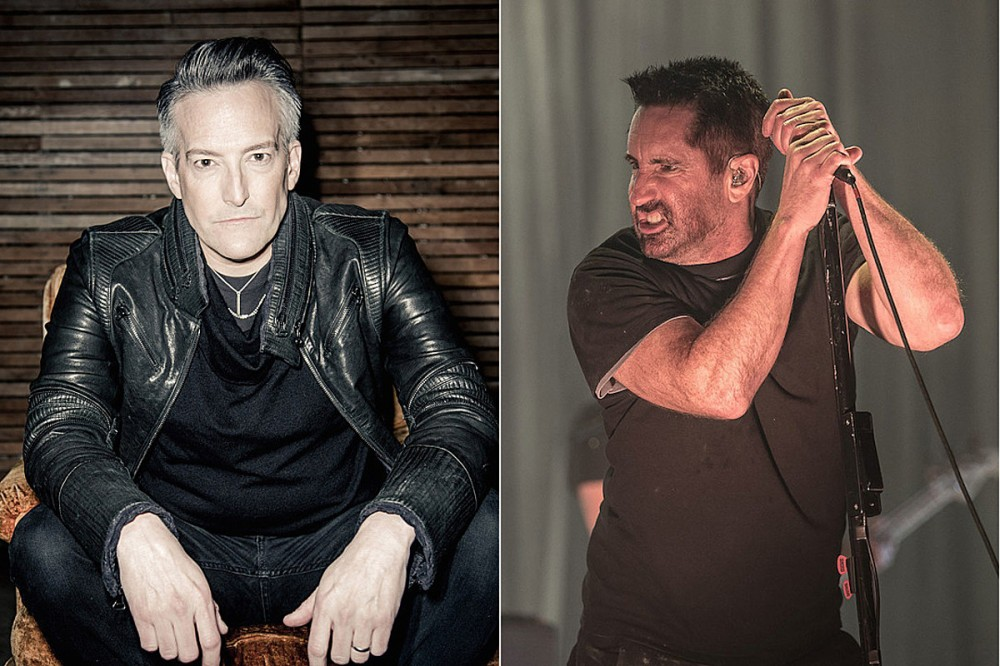 Filter's Richard Patrick: Why I Quit Nine Inch Nails Before They Exploded