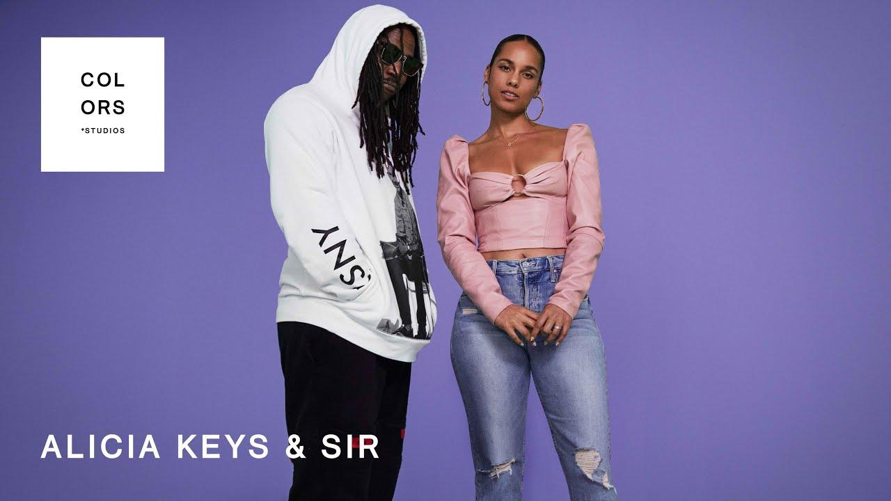 Alicia Keys and SiR Perform 'Three Hour Drive' Single