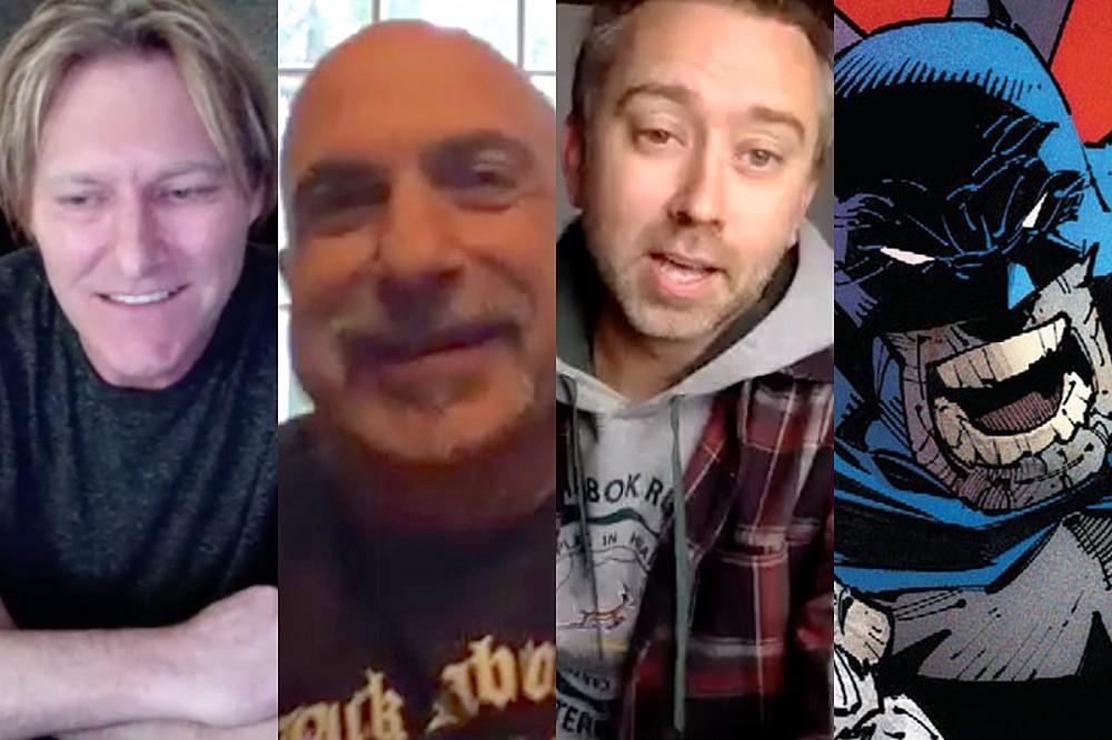 Should Batman Kill? Rise Against's Tim McIlrath, Tyler Bates + DC Artist Greg Capullo Answer