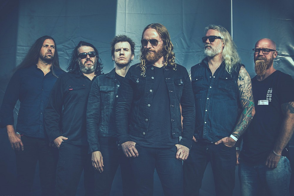 Dark Tranquillity Book 46-Date 2021 North American Tour With Obscura + Nailed to Obscurity