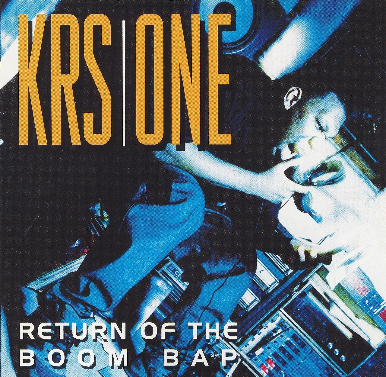 Today In Hip Hop History: KRS-One Releases His 'Return Of The Boom Bap' LP 27 Years Ago