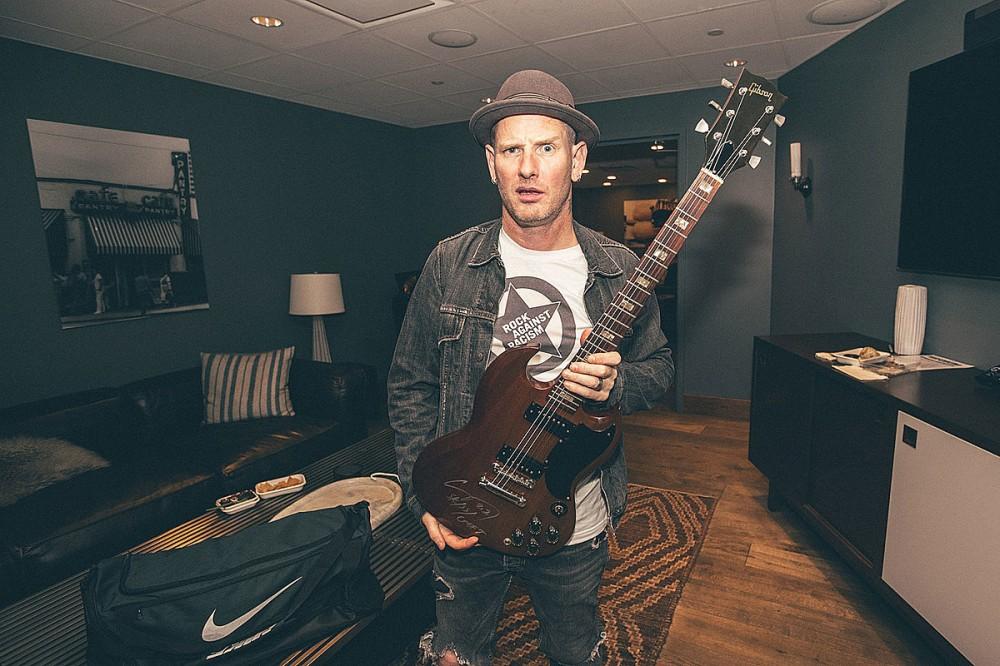 Win a Corey Taylor Autographed Guitar, 'Forum or Against 'Em' Livestream Ticket + More