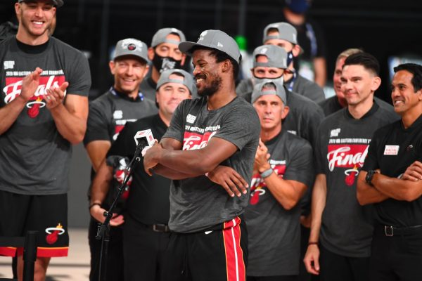 SOURCE SPORTS: Jimmy Butler and The Miami Heat Knows Getting Past a LeBron James Led Team is the Ultimate Test