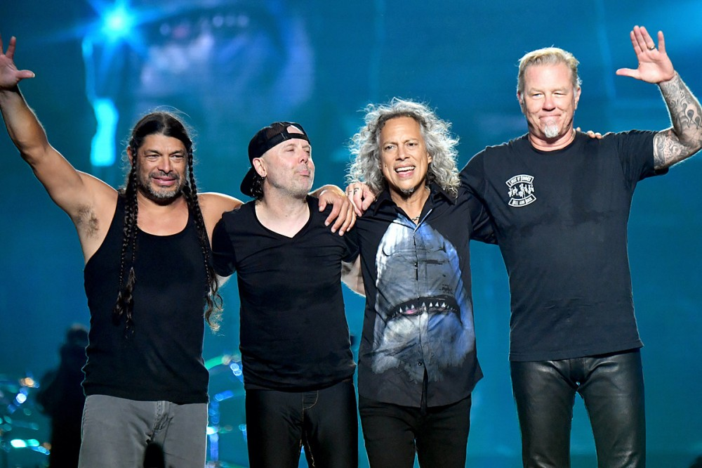 Metallica Donating $250K to Five Organizations Fighting West Coast Fires