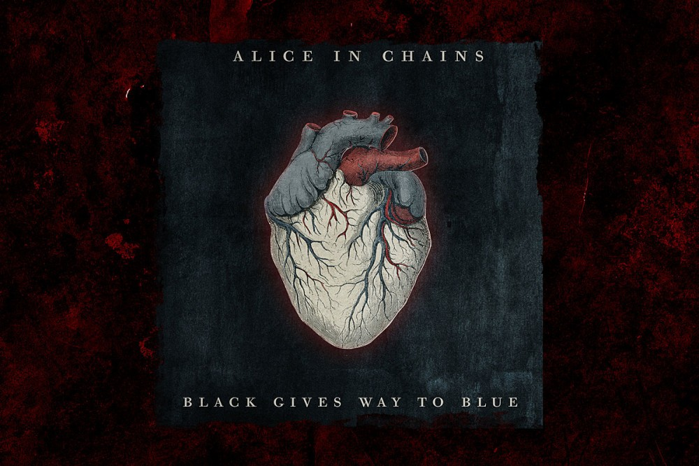 11 Years Ago: Alice in Chains Start Their Second Act With 'Black Gives Way to Blue'