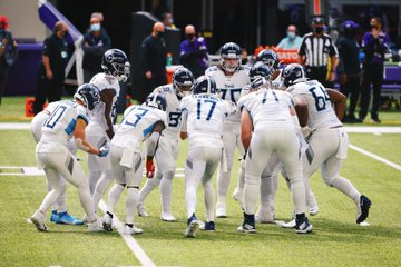 SOURCE SPORTS: Eight Members of the Tennessee Titans Test Positive for COVID-19