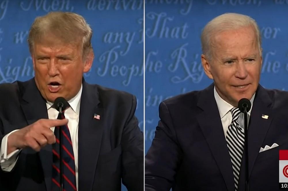 'Shut the F**k Up' – Rockers React to Chaotic Trump vs. Biden Debate