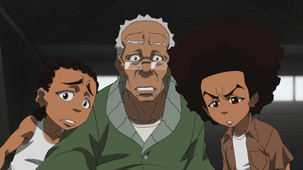 "'The Boondocks' Episode Retired by Adult Swim Due To ""Cultural Sensitivities"""