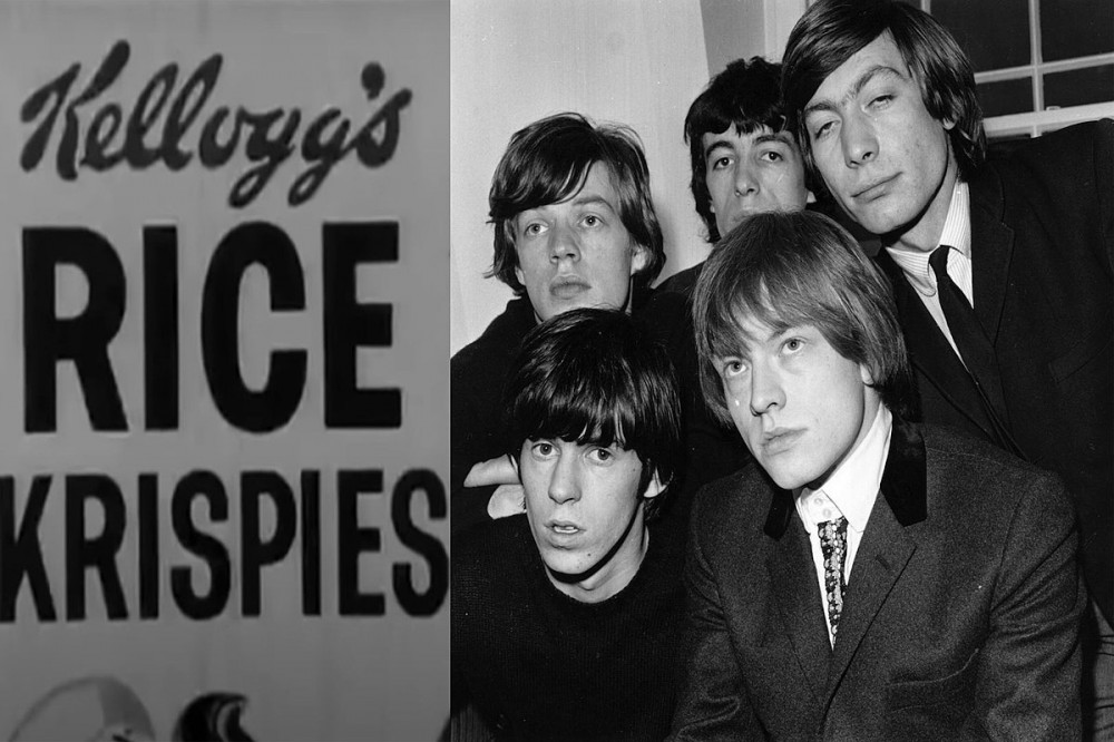 The Rolling Stones Once Wrote a Rice Krispies Jingle