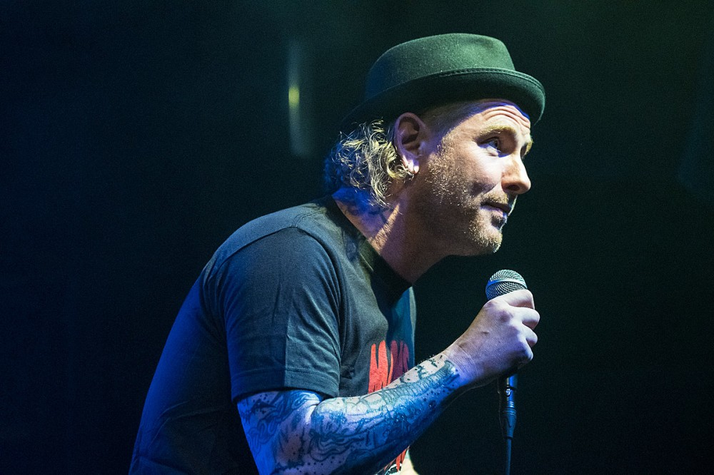 Corey Taylor Reveals Which 'CMFT' Solo Song He First Heard in a Dream