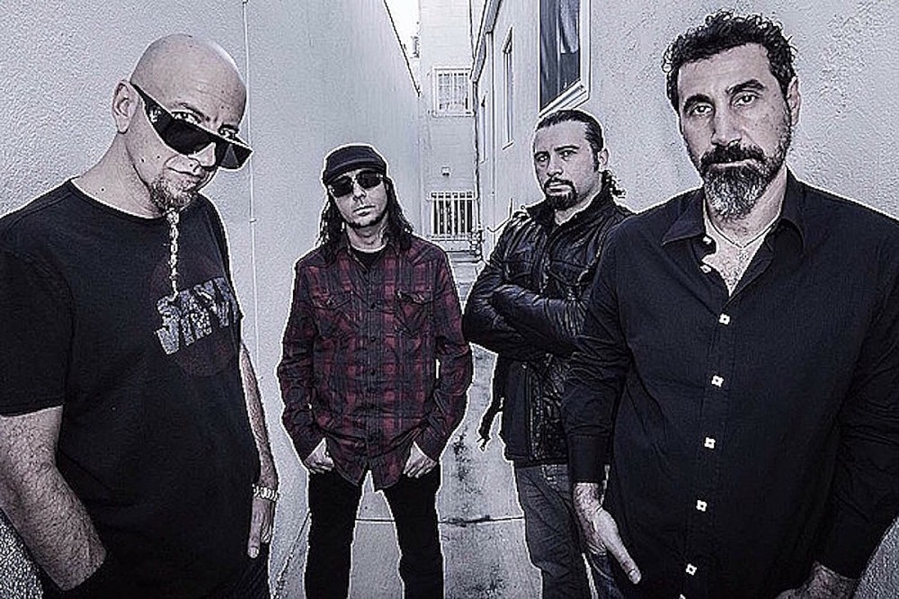 System of a Down Rally Support Following Attacks on Artsakh