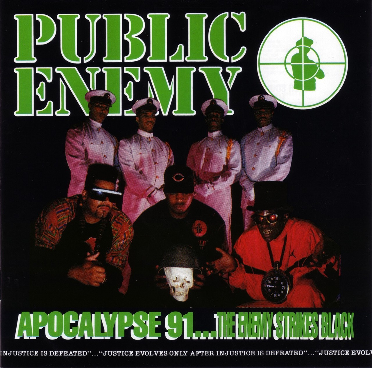 Today in Hip-Hop History: Public Enemy Releases 'Apocalypse '91…The Enemy Strikes Back' LP 29 Years Ago