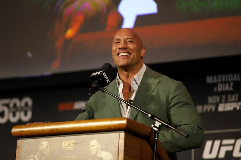 SOURCE SPORTS: Dwayne 'The Rock' Johnson Announces 2022 Relaunch of the XFL