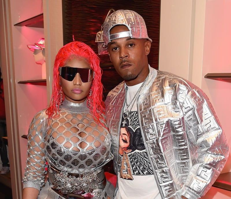Nicki Minaj Reportedly Gave Birth on Wednesday