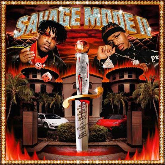 21 Savage and Metro Boomin Releases the Highly-Anticipated 'Savage Mode II' Album