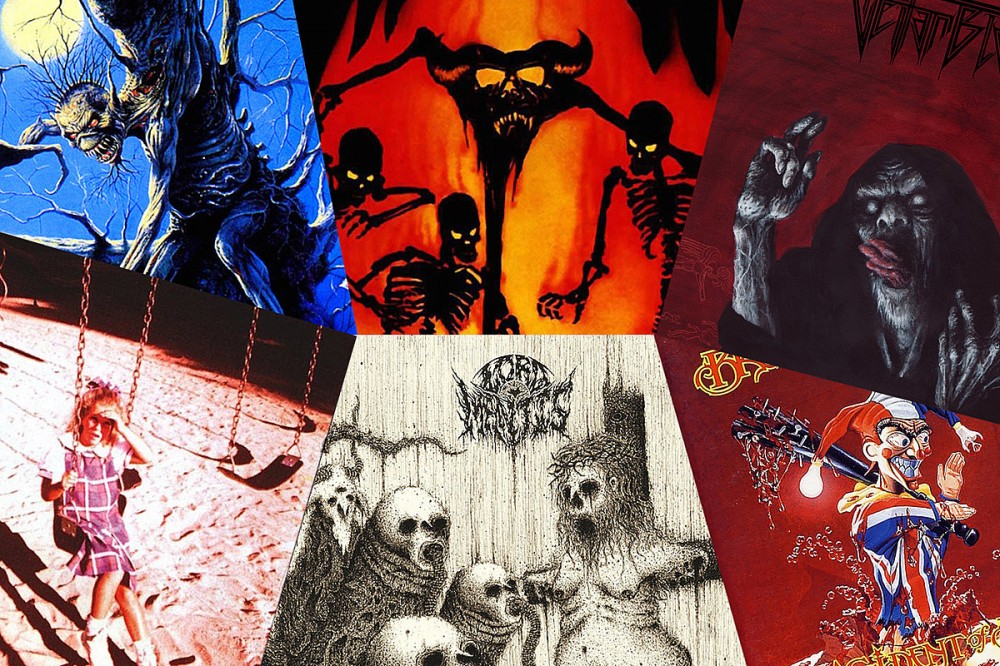 31 Scariest Metal Album Covers All Time