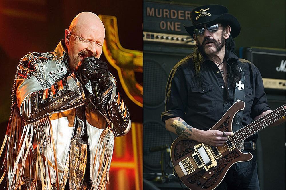 Judas Priest + Motorhead Coloring Books Let You Custom Color Album Covers